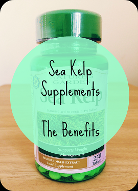 kelp supplements