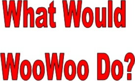 The words: What would Woo Woo do referencing attunement